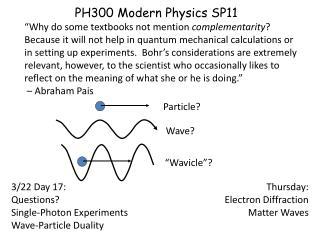 Particle?