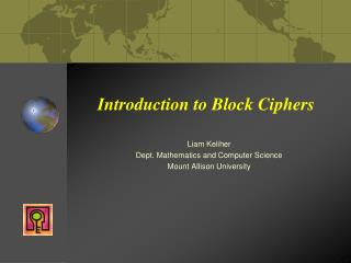 Introduction to Block Ciphers