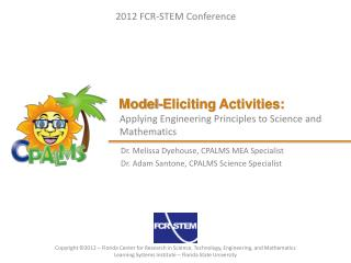 Model-Eliciting  Activities: