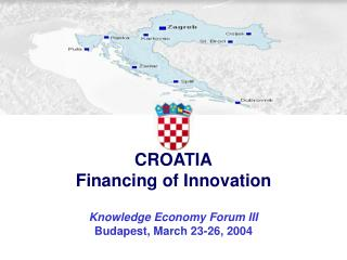 CROATIA Financing of Innovation