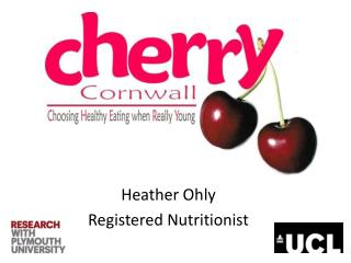 Heather Ohly Registered Nutritionist