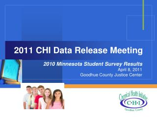 2011 CHI Data Release Meeting