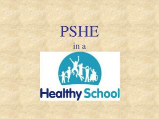 PSHE in a