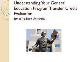 Understanding Your General Education Program Transfer Credit Evaluation