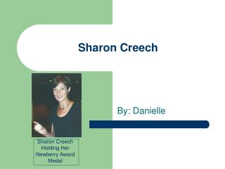 Sharon Creech