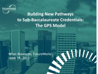 futureworks | Fellowship for Regional Sustainable Development