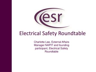 Electrical Safety Roundtable