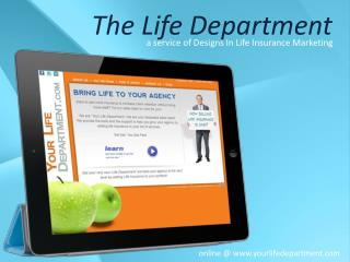 The Life Department