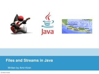 Files and Streams in Java