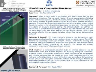 Steel-Glass Composite Structures