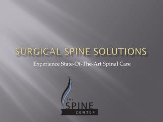 How  to Chose A Houston Back Pain Treatment?