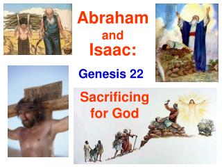 Abraham  and  Isaac: