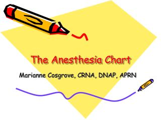 The Anesthesia Chart