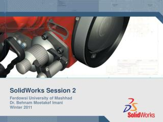 SolidWorks Session 2