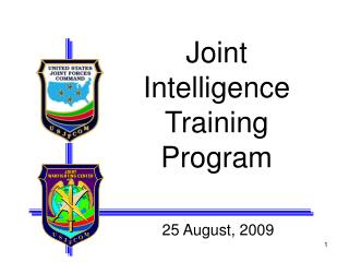Joint Intelligence Training Program