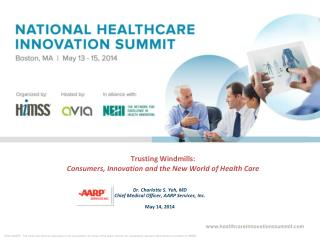 Trusting Windmills: Consumers, Innovation and the New World of Health Care