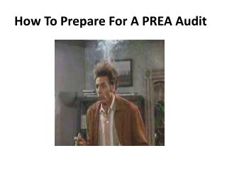 How To Prepare For A PREA Audit