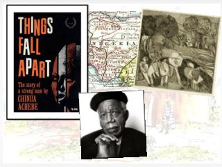 Introductions to World Literature:  Chinua Achebe's  Things Fall Apart