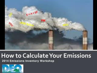 How to Calculate Your Emissions