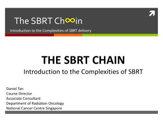 The SBRT  Ch ∞ in