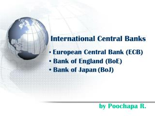 International Central Banks