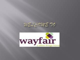 Way fair Coupon Codes