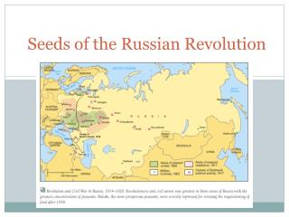 Seeds of  the Russian Revolution