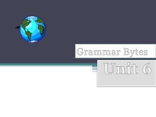 Grammar Bytes