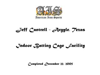 Jeff Cantrell - Argyle, Texas