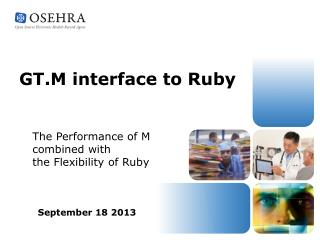 GT.M interface to Ruby