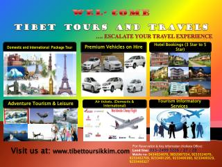TIBET  TOURS  AND  TRAVELS