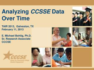 CCSSE  – A brief history of the survey