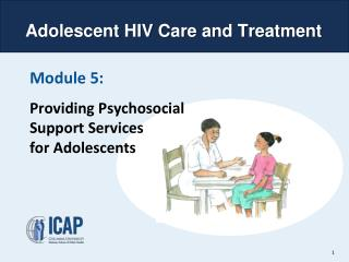 Adolescent HIV Care and Treatment