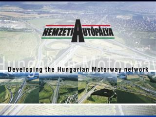 From tolling to availability payments.  PPP in the Hungarian motorway development