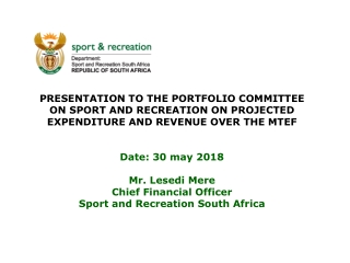 Public Debt Financing of Sport Facilities  Sport Finance