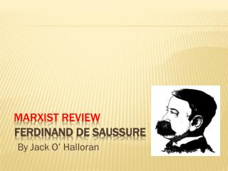 Marxist review