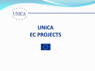 UNICA EC PROJECTS