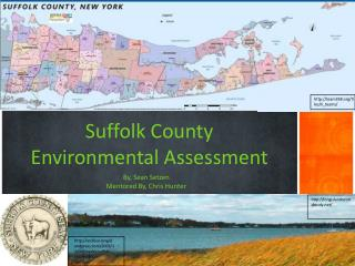 Suffolk County  Environmental Assessment