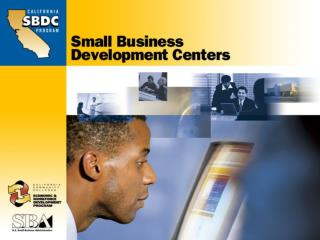 Northern California Small Business Development Center Network