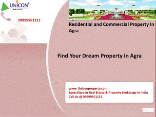 Property in Agra | 09999561111 | Buy Residential Property in