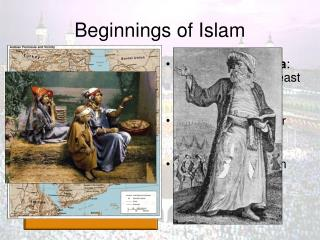 Beginnings of Islam
