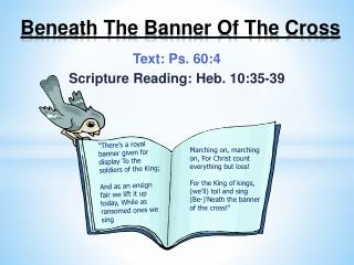 Beneath The Banner Of The Cross