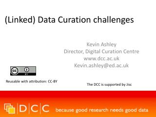 (Linked) Data Curation challenges