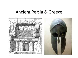 Ancient Persia & Greece