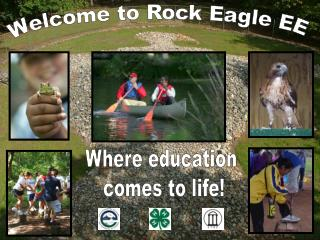 Welcome to Rock Eagle EE
