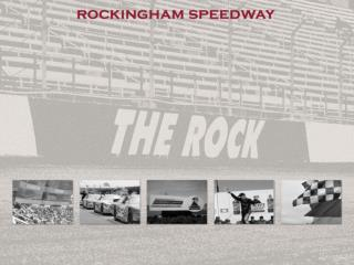 Champion Driver Andy Hillenburg brings    racing back to The Rock, and it's better than ever!