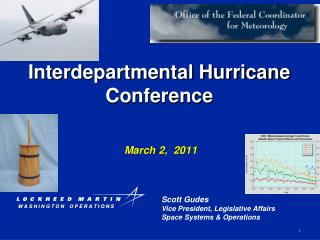 Interdepartmental Hurricane Conference
