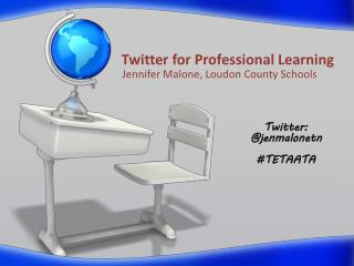 Twitter for Professional Learning