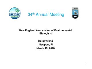 34 th  Annual Meeting