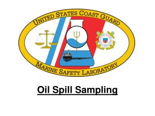 Oil Spill Sampling